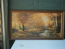 Large Framed Image in Clarksville, Tennessee