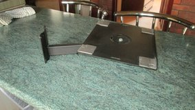Television platform wall bracket in Lakenheath, UK