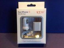 IPHONE 5/6/7 CHARGER ( CAR & HOME ) in Lockport, Illinois
