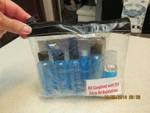 """Carry On"" Bottles For Your Liquid Toiletries - TSA-Compliant - Brand New in Kingwood, Texas"