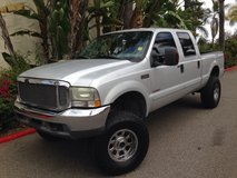 2004 Ford F-250 diesel 4x4 in Yucca Valley, California