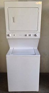 Like New GE Stackable Washer and Dryer in Oceanside, California