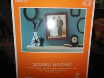 Screaming/Moving Halloween Picture motion Activated in Glendale Heights, Illinois