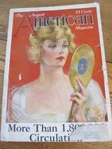 Reduced~The American Magazine August 1922 in Sandwich, Illinois