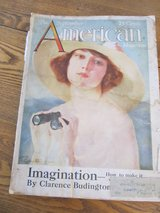 Reduced~The American Magazine Septmeber 1925 in Sandwich, Illinois