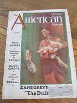 Reduced~The American Magazine April 1929 in Chicago, Illinois