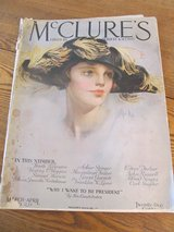 Reduced~McClure's Magazine March-April 1920 in Yorkville, Illinois