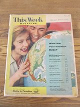 Reduced~This Week Magazine-Chicago Daily News May 11, 1957 in Chicago, Illinois