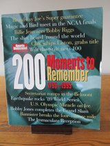 Sports Illustrated 200 Moments to Remember 1795-1995 in Chicago, Illinois
