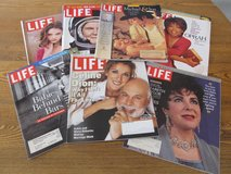 Life Magazine 8 Issues from 2000 in Sandwich, Illinois