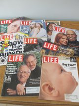 Reduced~Life 9 Issues From 1999 in Yorkville, Illinois