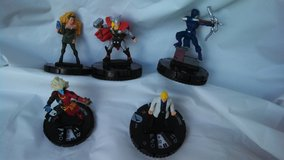 Thor Heroclix miniatures collectibles - set of 5 in Macon, Georgia