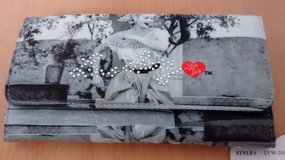 I Love Lucy Wallet with matching checkbook cover in Chicago, Illinois
