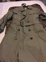 Over coat with lining size 38R in Camp Lejeune, North Carolina