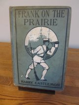 Frankie on the Prairie by Harry Castlemon~Vintage Book in Chicago, Illinois