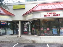 Donate your unsold items to The Cancer Thrift Store of Beaufort to help local cancer patients in Beaufort, South Carolina