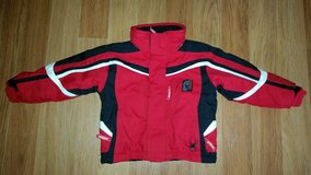 REDUCED Warm Spyder Kids Ski Coat GREAT COND SZ 4 in Naperville, Illinois