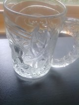 Batman Forever glass drinking mug Cup in Dickson, Tennessee