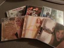Rascal Flatts, Carrie Underwood and Kelly Clarkson CD's in Chicago, Illinois