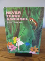 Never Tease a Weasel by Jan Conder Soule~Vintage in Sandwich, Illinois