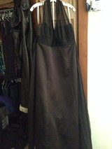 Formal Long Black Dress size 20 in Yorkville, Illinois