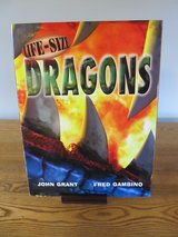 Reduced~Life-Size DRAGONS by John Grant & Fred Gambino in Sugar Grove, Illinois