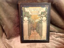 Antique First Edition 1905 Robert Louis Stevenson A Garden of Child's Verse Illustrated in Kingwood, Texas