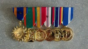 Get Your Medals Professionally Mounted before the rush in Camp Pendleton, California
