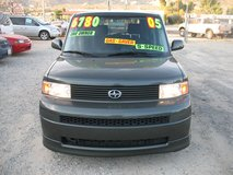 "2005 SCION XB 4CLY , 5 SPD "" ONE OWNER"" 31 MPG HWY , LOADED ..$5995 in Yucca Valley, California"