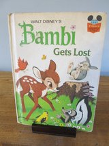 Walt Disney's Bambi Gets Lost by Albert G. Miller~Vintage in Sandwich, Illinois