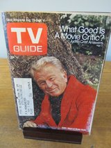 TV Guide Eddie Albert~August 1970 in Chicago, Illinois