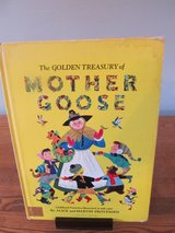 Reduced~Mother Goose by Alice & Martin Provensen~Vintage in Sugar Grove, Illinois