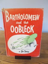 Bartholomew and the Oobleck by Dr. Suess~Vintage~Reduced in Sugar Grove, Illinois