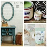 Shabby Chic Paint Supplies in Houston, Texas