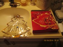 Christmas Tree Serving Dish - New In Box - Giftable in Houston, Texas
