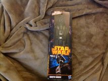 NIB Darth Vader w/ Lightsaber MINT Star Wars Return of Jedi C3PO Ewok Death Star in Kingwood, Texas