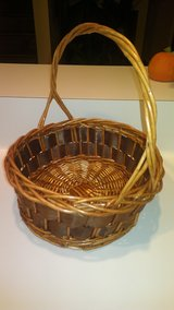 Medium Wicker Basket in The Woodlands, Texas