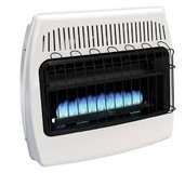 Vent Free Blue Flame Heater W/BLOWER in Clarksville, Tennessee