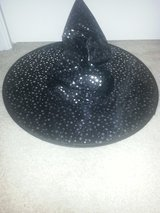 NEW Halloween Black Witches Hat in Camp Lejeune, North Carolina