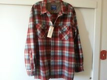 NWT PENDLETON WOOL BOARD SHIRT in Yucca Valley, California