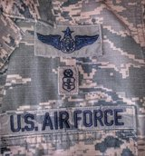 USAF Uniform Alterations in Ramstein, Germany