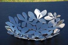 Silver Flower Bowl in Camp Lejeune, North Carolina