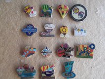 Hot Air Balloon Pins in Las Cruces, New Mexico