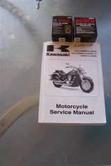 Kawasaki Vulcan 900 Classic service manual in Mountain Home, Idaho