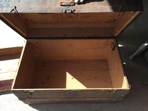 REDUCED Steamer trunk in Vacaville, California