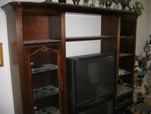 Large LR wall Unit w/TV in Alamogordo, New Mexico