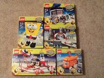 SpongeBob LEGO Collection in Camp Lejeune, North Carolina