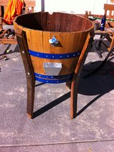 USAF WINE BARREL COOLERS/USAF/NAVY/ARMY/CUSTOMIZED in Sacramento, California