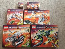 Mars Mission LEGO Collection in Camp Lejeune, North Carolina