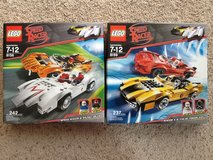 Speed Racer LEGO Sets in Camp Lejeune, North Carolina